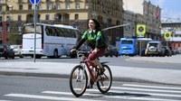 Велосипедистам на заметку